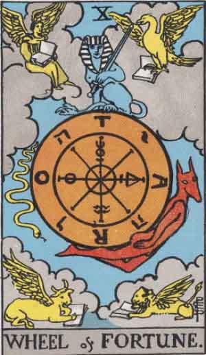 Таро карта
